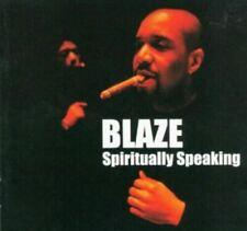 BLAZE SPIRITUALLY SPEAKING CD NEW SEALED 2002 ALBUM AMIRA PALMER BROWN