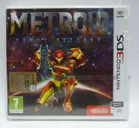 METROID SAMUS RETURNS NINTENDO 3DS - NUOVO - NEW SEALED PAL