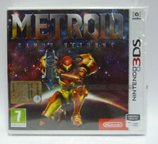 METROID SAMUS RETURNS NINTENDO 3DS - NUOVO - NEW SEALED PAL