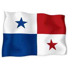 "New listing Panama Flag car bumper sticker decal 6"" x 4"""