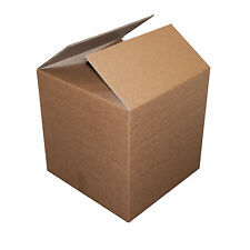"15x Extra Large Strong Double Wall Removal Moving Cardboard Boxes (18""x18""x18"")"