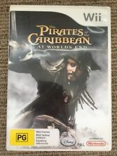 Wii - Pirates Of The Caribbean: At World's End | AUS PAL | Complete Copy!