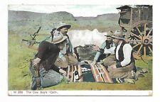 The Cow Boy's CALL Circa 1907