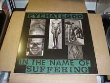LP:  EYEHATEGOD - In The Name Of Suffering  NEW UNPLAYED