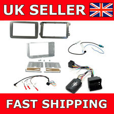 Connects2 CTKVW01 Double Din Stereo Fitting Kit For VW Golf Scirocco Passat
