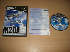 CARENADO MOONEY M20J  Pc Cd Rom Add-On Flight Simulator 2004 & X FSX FS2004