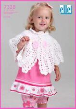 Elle - Crochet Cloak Crochet Pattern