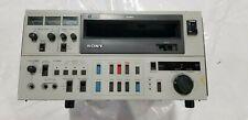 Sony Umatic/ U-matic VO-5850 Video Editor
