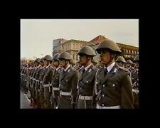 DVD Grosser Wachaufzug NVA  Berlin Hauptstadt der DDR 1989 Dokumentation