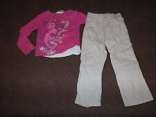 Lot of 2 girls clothes size 5