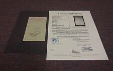 Neil Armstrong signed autograph,Apollo11, Moonwalker JSA