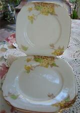 "HARD TO FIND STANDARD CHINA ""HAWTHORN"" PATTERN DESSERT DISHES RARE"