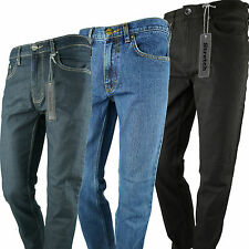 Oklahoma Herren Jeans Matrix / Rocky R-140 Stretch Gerade Form 501 Texas NEU