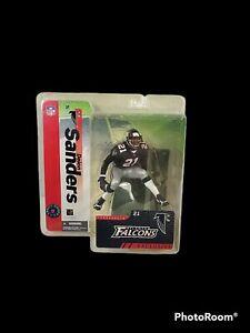 McFarlane NFL-Collectors Club Exclusive - Deion Sanders - Falcons - Black Jersey