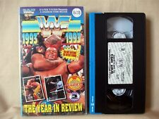 WWF The Year in Review 1993 [VHS] Wrestling Video