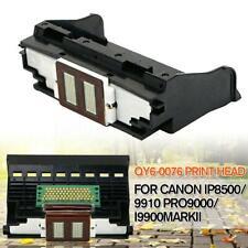 Plastic QY6-0076 Print Head For Canon IP8500/9910 Pro9000 i9900MarkII Printers
