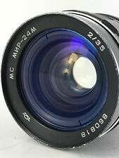 KMZ MC MIR-24M 2/35mm KMZ Soviet lens M42 screwmount Zenit