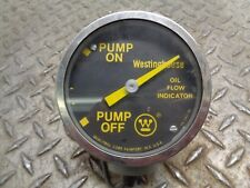 WESTINGHOUSE DAL-042-38 QUALITROL OIL FLOW INDICATOR