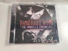 Resident Evil BIOHAZARD Umbrella Chronicles Original Soundtrack CD Music 2007