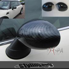 ESPEJO CAPS en CARBON LOOK für MINI ONE COOPER S COUNTRYMAN R55 R56 R57 R60
