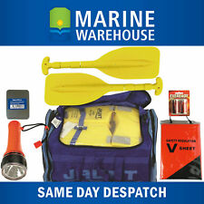 Premium Marine Safety Compliance Kit Self Contained Duffel Bag Package 308346
