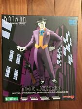 DC COMICS BATMAN THE ANIMATED SERIES THE JOKER ARTFX+ STATUE KOTOBUKIYA