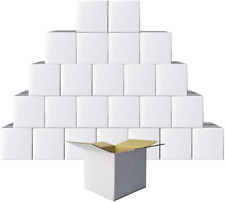 Shipping Boxes 6x6x6 Corrugated Cardboard Boxes Small Mailing Box 25 Pack