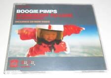 BOOGIE PIMPS - SOMEBODY TO LOVE - 2003 UK ENHANCED CD SINGLE
