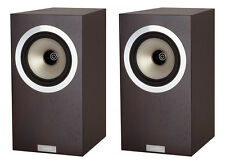 Tannoy Revolution DC6 SE Bookshelf Speaker (pair) Espresso - B Grade