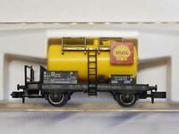 FLM PICCOLO 8401 Kesselwagen SHELL (34201)