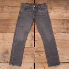 "Womens Vintage Levis Red Tab 501 CT Slim Tapered Denim Jeans 34"" x 30"" R14413"