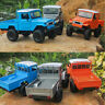 2.4G 1/12 Military RC Truck Buggy Crawler FJ-45 Off Road Car RTR Kid Toys Gift