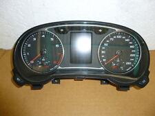 Audi A1 8X Tacho Kombiinstrument Cluster 8XA920930A Facelift speedometer TFSI