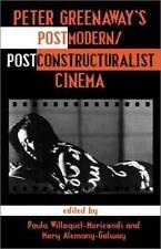Peter Greenaway's Postmodern/Poststructuralist Cinema-ExLibrary