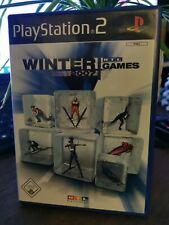 RTL Winter Games 2007 (Sony PlayStation 2, 2006, DVD-Box) PS2