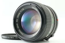 【EXC+4】 Canon New FD 50mm F1.2 NFD MF Lens From JAPAN #484