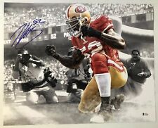 Patrick Willis Autographed Signed 16x20 Photo San Francisco 49ers BECKETT COA 3
