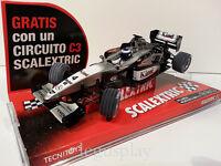 Slot SCX Scalextric 6193 McLaren Mercedes MP4-17 Kimi Raikkonen Nº4 F1 2002