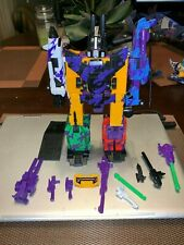 Bruticus 100% Complete Combiners G2 Transformers LQQK MUST HAVE!!