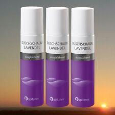 3er Pack Spitzner Duschschaum Lavendel je 150 Ml