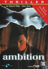 Ambition NEW PAL Cult DVD Scott D. Goldstein Lou Diamond Phillips Clancy Brown