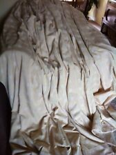 1 Pair Montgomery Interior Fabrics Fully Lined Curtains w/ Eyelet Ring Top