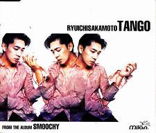 RYUICHI SAKAMOTO - TANGO CD SINGLE 2 TRACKS PROMO 1996 EXCELLENT CONDITION