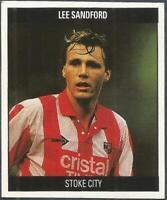 #d 90-portsmouth-gary Stevens Orbis De Fútbol 1990 Colección
