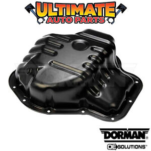 Lower Oil Pan (2.4L 4 Cylinder) for 02-06 Toyota Camry