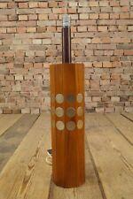 vintage Stehlampe teak Danish modern Lampenfuß Mid Century 60s Lampe Leuchte