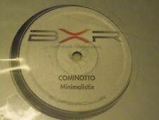 """COMINOTTO Minimalistix 12"""" 90s techno"""