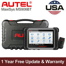 Autel MaxiSys MS906BT OBD2 Auto Diagnostic Tool Code Scanner All System MK808 US