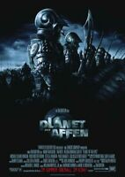 Planet Of The Apes 2001 (Regulär Deutsche) Original Filmposter