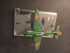 N SCALE AIRPLANE WWII RUSSIAN